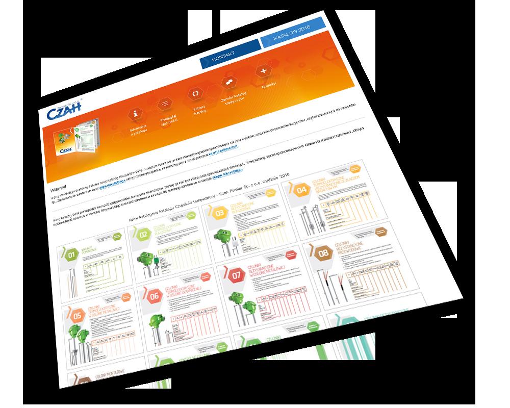 Projektowanie Stron internetowych - Katalog Produktów